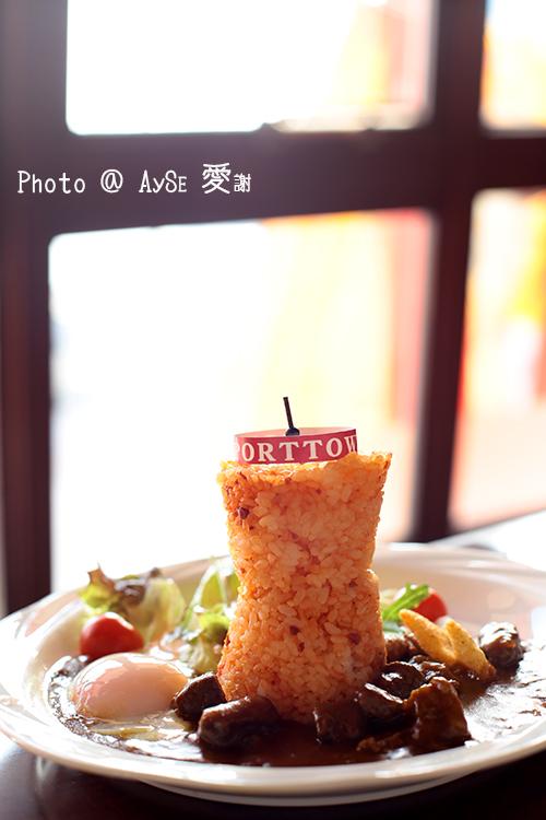 神戸ポートタワー メリケン食堂