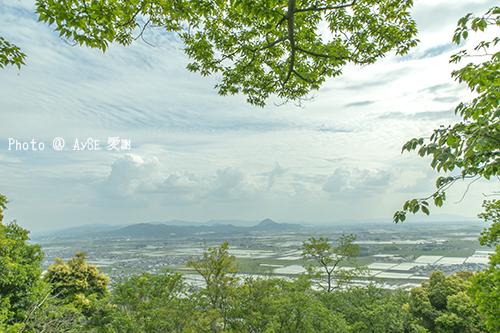 八幡山 近江八幡