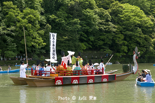 車折神社「三船祭」