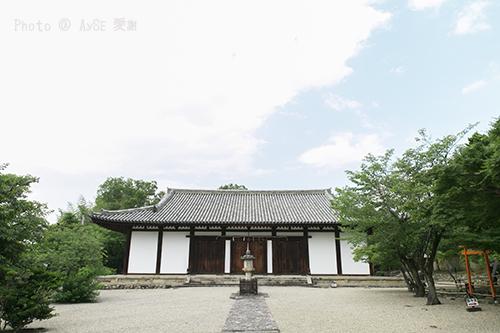 華厳宗 日輪山 新薬師寺