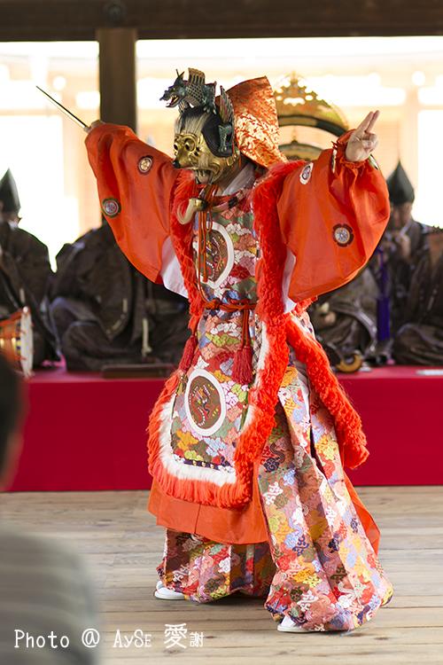 藤森神社 雅楽・舞楽奉納(鳴鳳雅楽会)