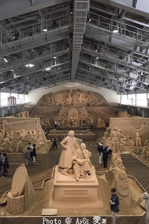 鳥取 砂の美術館