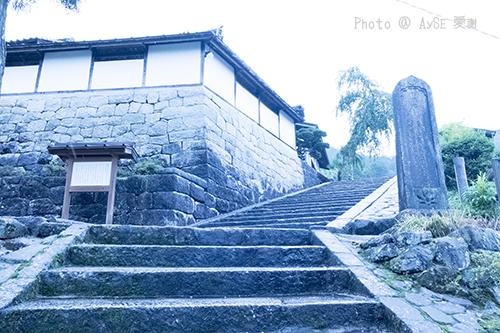妻籠宿 光徳寺