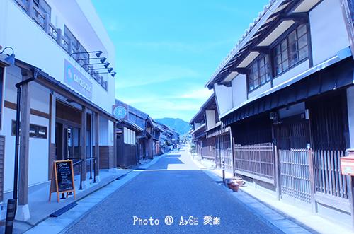 東海道 関宿