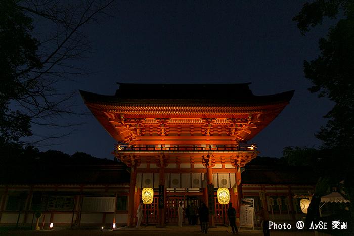賀茂御祖神社(下鴨神社)今様奉納