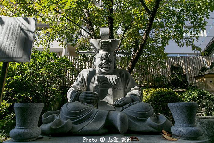 平等寺(因幡堂)