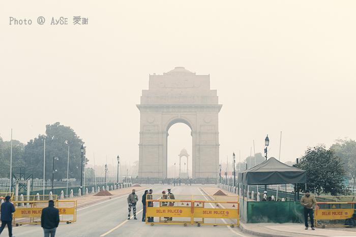 デリー Delhi インド門
