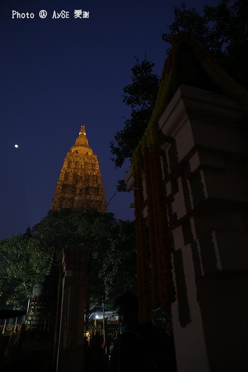 聖大菩提寺 マハー・ボディー・マンディール寺