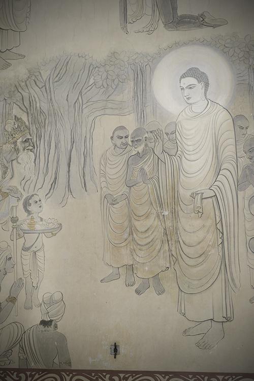 ムルガンダクティ寺 法輪寺