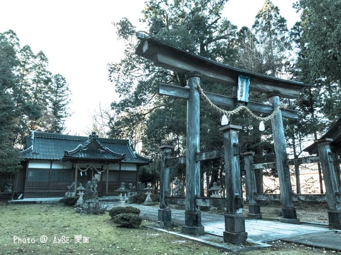 出石 諸杉神社