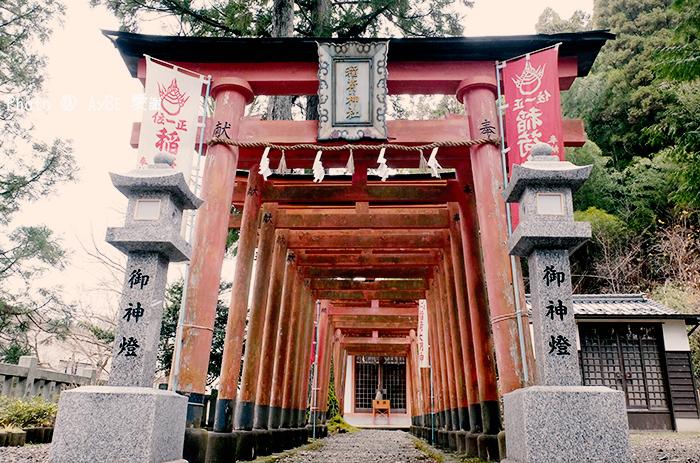 湯村温泉 八幡神社