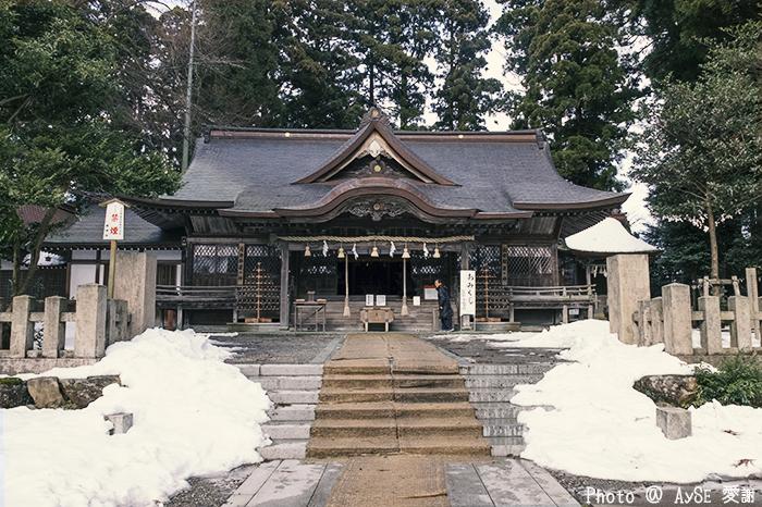 越前二の宮 劔神社