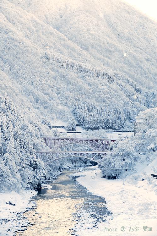 宇奈月温泉 黒部峡谷