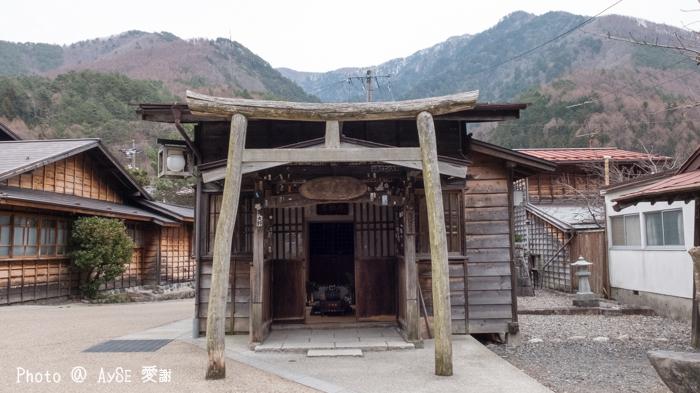 中山道・木曽路 奈良井宿