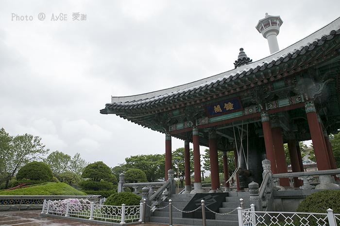 釜山 龍頭山公園