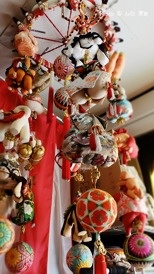 柳川雛祭り さげもん