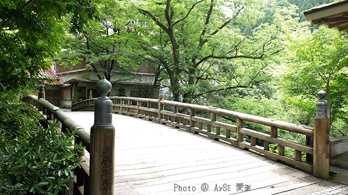 鶴仙渓 こおろぎ橋