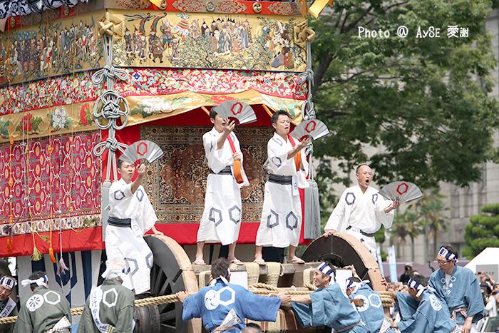 祇園祭 後祭巡行