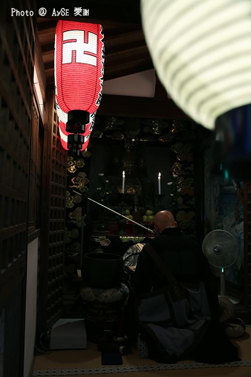 化野念仏寺 千灯供養