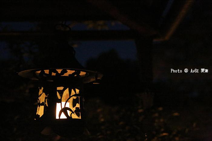 東林院「梵燈のあかりに親しむ会」