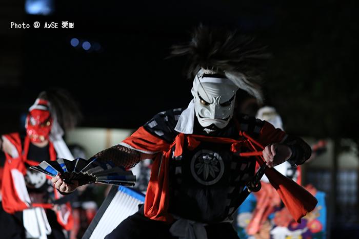 都ライト 京都鬼剣舞