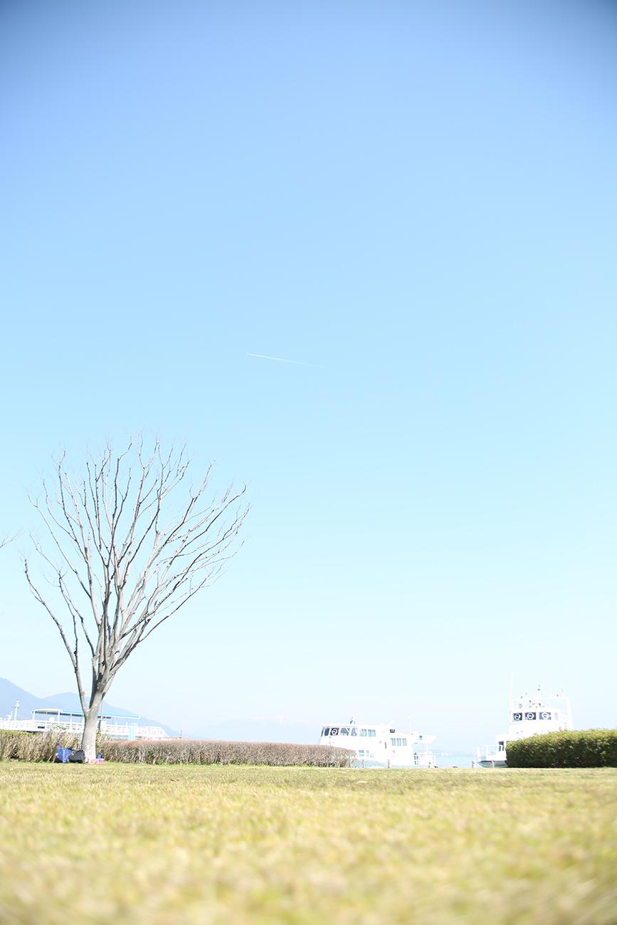 琵琶湖 なぎさ公園