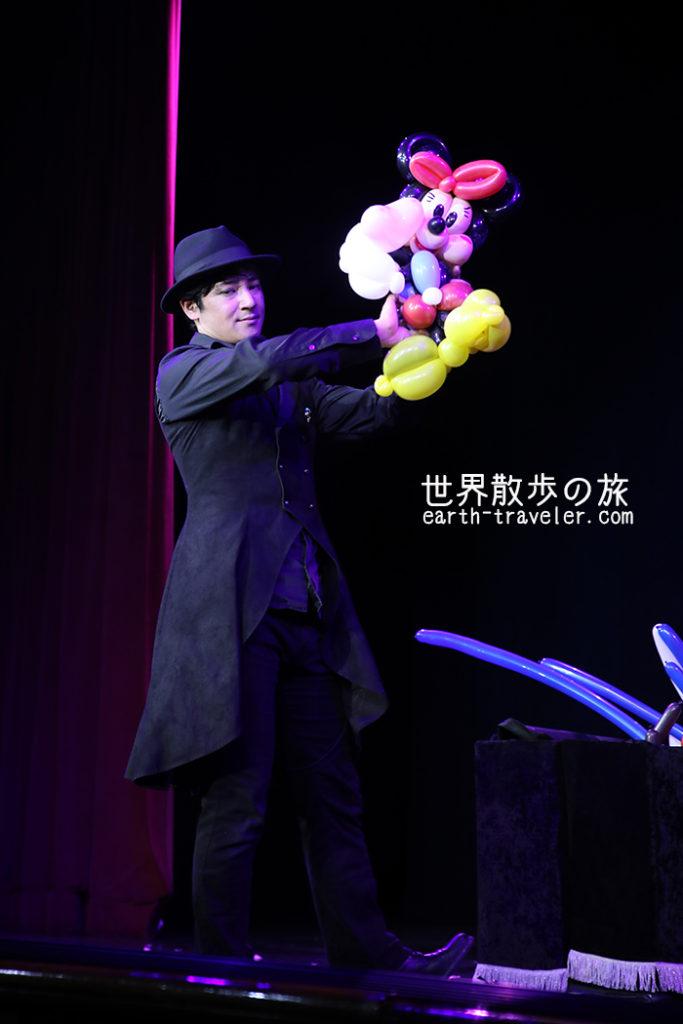 バルーン世界チャンピオン SYAN(シアン)